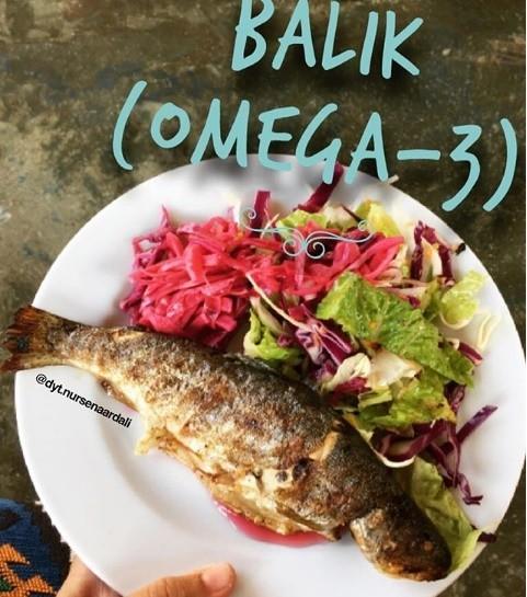 , Omega 3 ( Balık ), Bursa Uzman Diyetisyen & Fitoterapist Nursena Ardalı