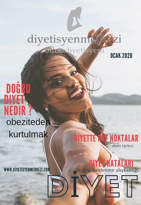 En İyi Bursa Diyetisyeni, Bursa Uzman Diyetisyen & Fitoterapist Nursena Ardalı