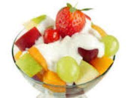 soslu meyve salatası nasıl yapılır