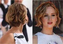 yuvarlak yüz saç modeli