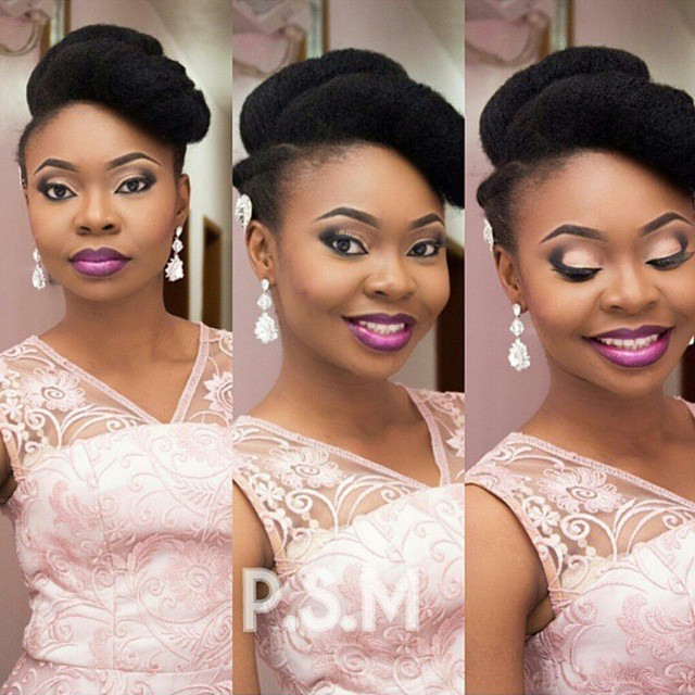 These Bridal Natural Hair Styles Haven T Been Revealed Be