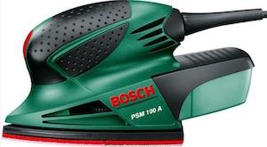 Bosch PSM 100 A detail sander