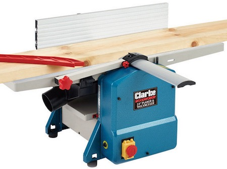 Image of the Clarke Planer Thicknesser CPT1000