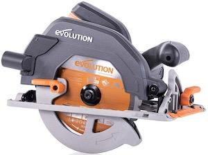Evolution R185CCS circular saw