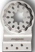 Fein StarLock oscillating tool blade fitment