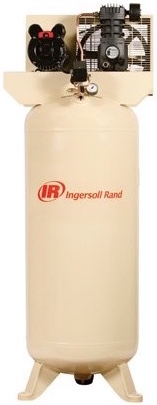 Ingersoll Rand SS3L3 stationary air compressor