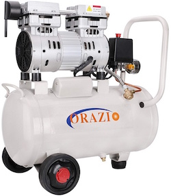 Image of the 24L Orazio air compressor