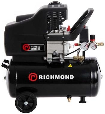 ParkerBrand 24L Richmond Air Compressor PAC 96-24