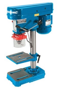 Image of the pillar drill, the Silverline 262212