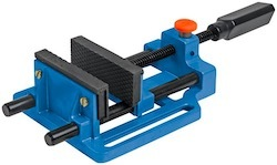 The Silverline drill vice model number 380956