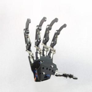 DIY 5dof Left or Right Robotic Hands - DIY-Geek