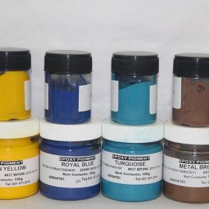 Epoxy Pigments - DIY-Geek