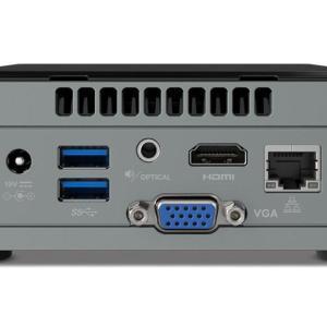 i7-8650U,UT 4.20GHz Dual Core 7th Gen Intel Next Unit of Computing Kit (NUC) - DIY-Geek