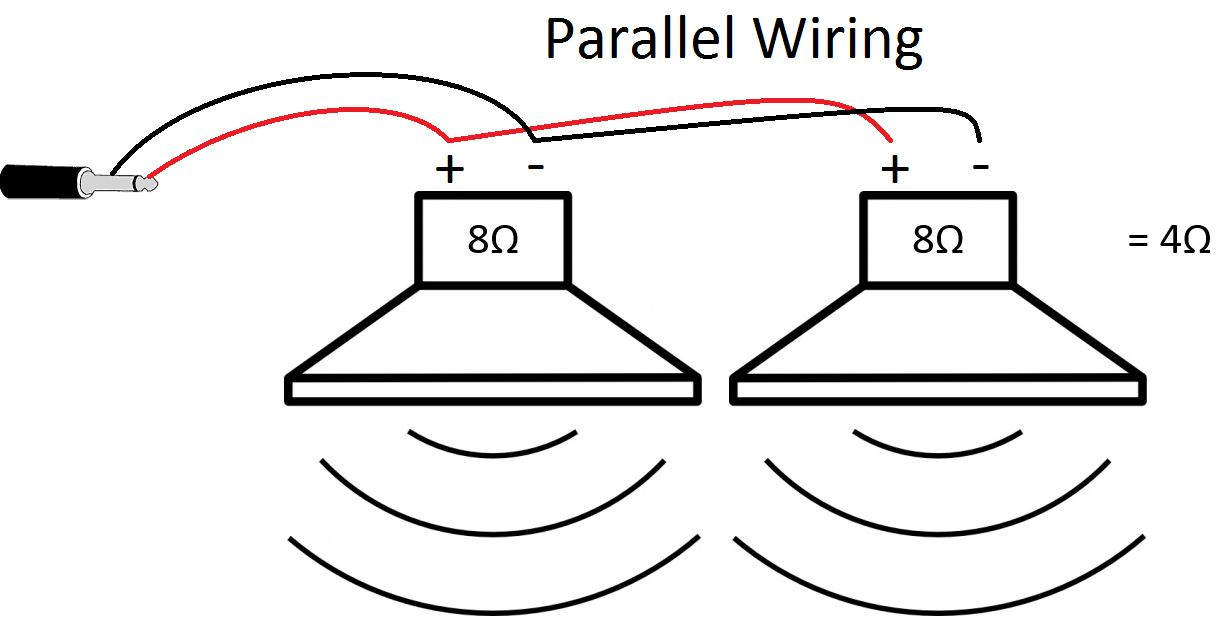 parallel speaker wiring?resize\=665%2C338 series parallel speaker wiring hometoys,parallel free download,Car Speaker Wiring Parallel And Series