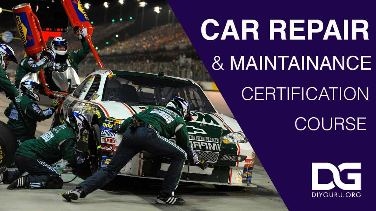 Car Repair and Maintenance Course