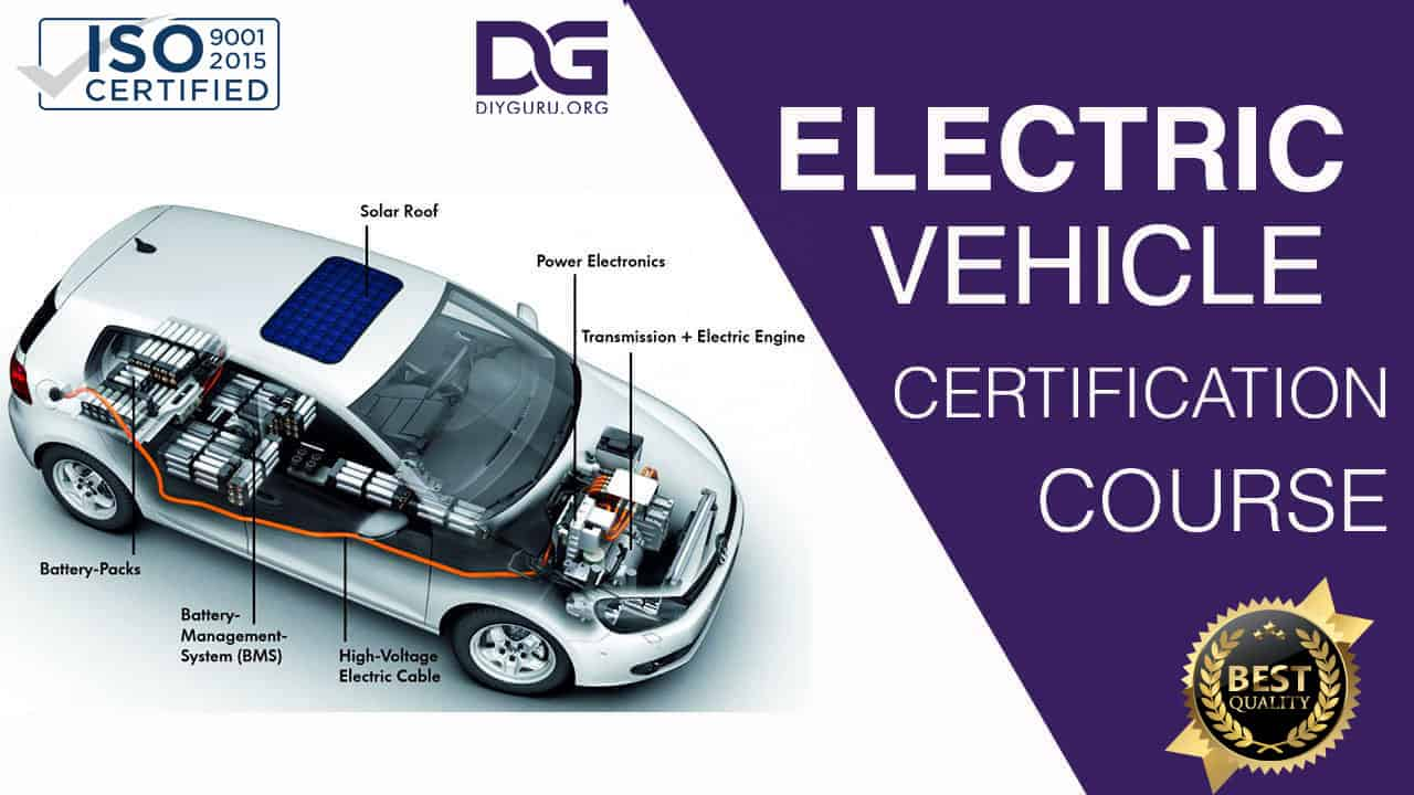 Electric Vehicle Future Mobility Certificate Course Hands On Workshop