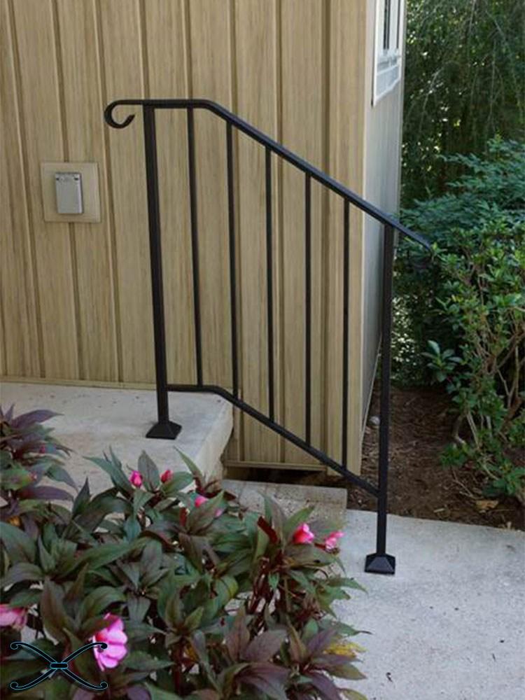 Building Materials Handrails Tools Home Improvement Building | Iron X Handrail Picket