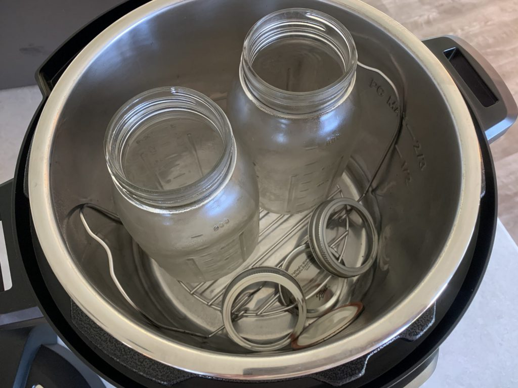 canning tomatoes for beginners - the sterilization process
