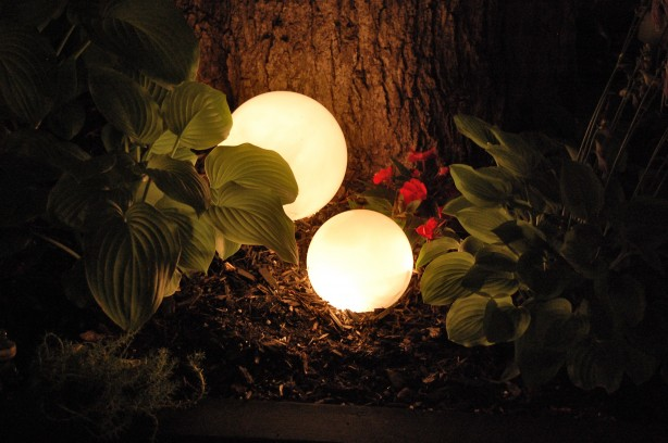 Garden Nerd Mario DIY Glowing Lights LED Globe String Light Orbs