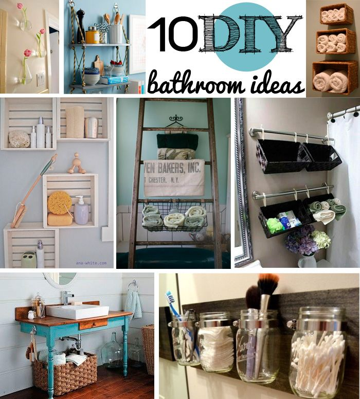 Diy Cheap Decorating Bathroom Ideas