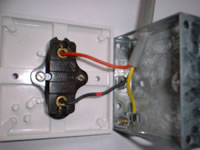 Wiring Diagrams For Lighting Circuits – Junction Box Method ...:One way light switch,Lighting