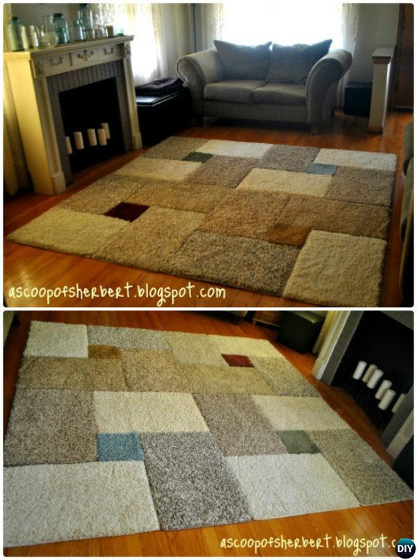Crochet Area Rug Rugs Ideas