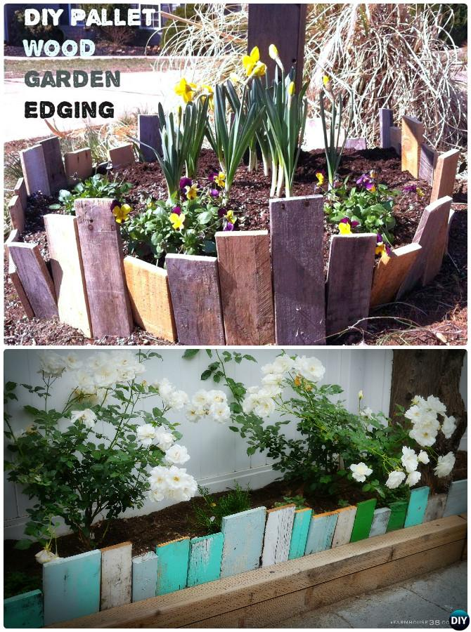Easy Garden Borders