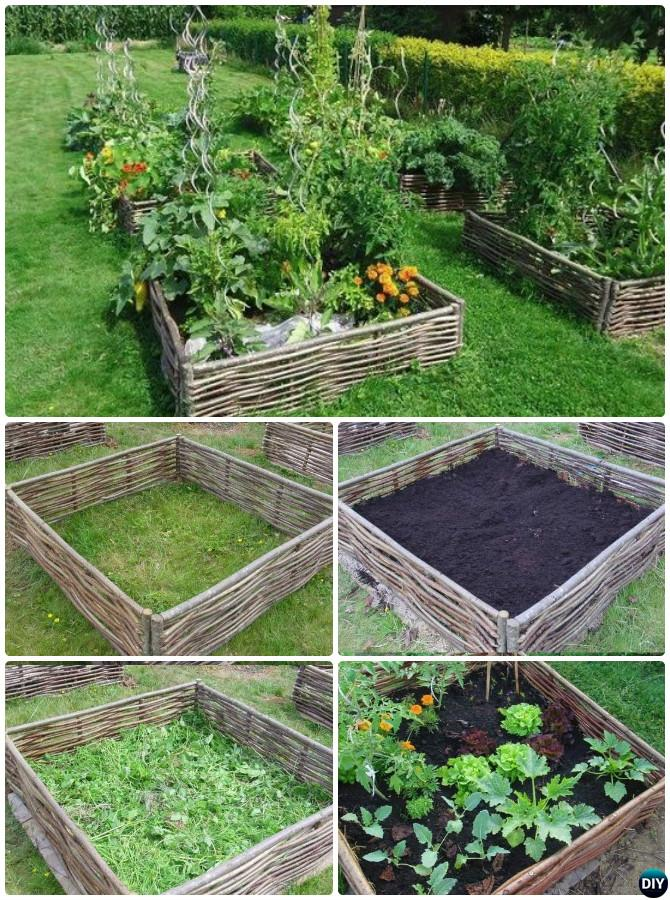 Raised Garden Instructions