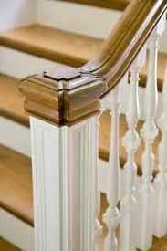 Changing a Newel Post