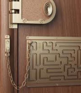 Opening the Door to Callers & Door Limiters and Door Chains | The Self-Sufficiency DIY Info Zone