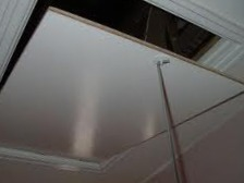 How to Cut An Access Hatch
