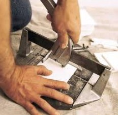 How to Cut Wall Tiles