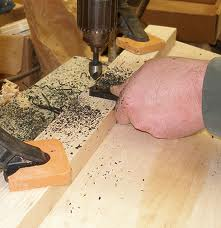 woodworking techniques - countersinking