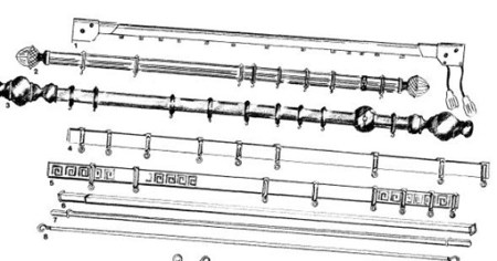 types of tracks and poles