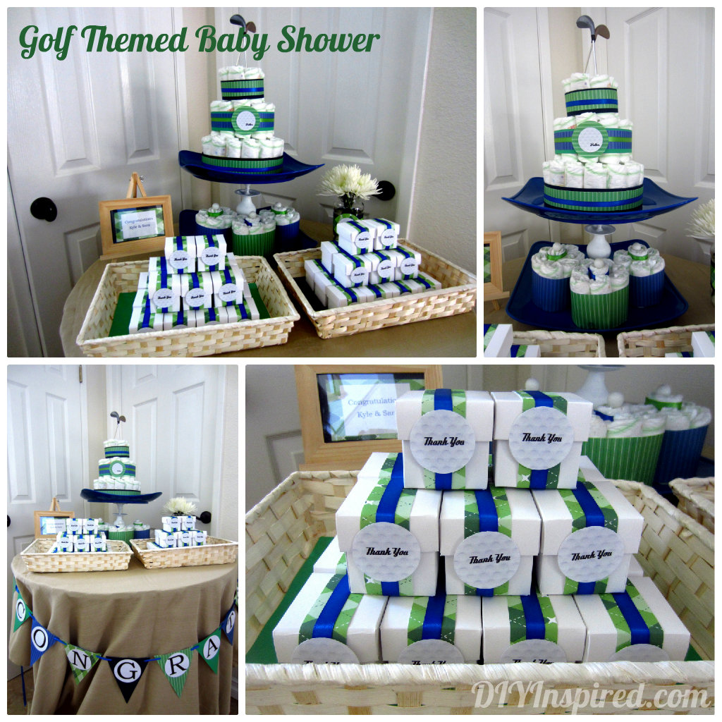 Diy boy baby shower themes. place your onesie roll instuction card ...