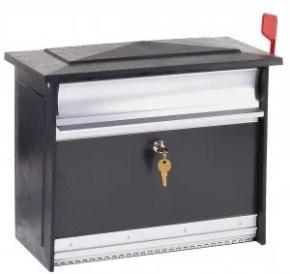 Stealing Mail - DIY Locking Mailbox
