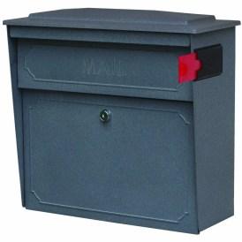 Stealing Mail Diy Locking Mailboxes