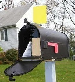 When does the mail come