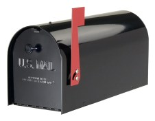 diy mailbox for wet mail