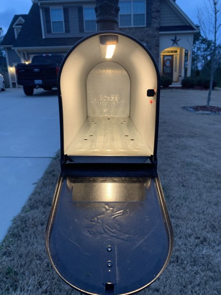 LED Mailbox Light
