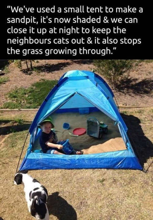 25 Simple Life Hacks That Will Make Your Life Easier Tent playground