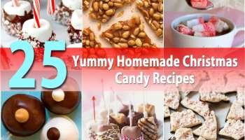 25 yummy homemade christmas candy recipes