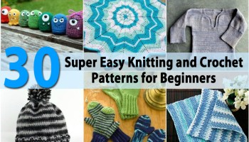 23 Insanely Clever Arm Knitting Projects and Techniques