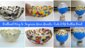 26 Innovative and Beautiful Button Crafts and Projects - DIY