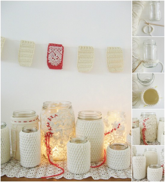 Craft A Candy Cane Vase