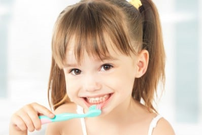 Disinfect your toothbrushes - 51 Extraordinary Everyday Uses for Hydrogen Peroxide