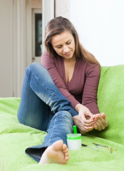 Fight foot fungus - 51 Extraordinary Everyday Uses for Hydrogen Peroxide
