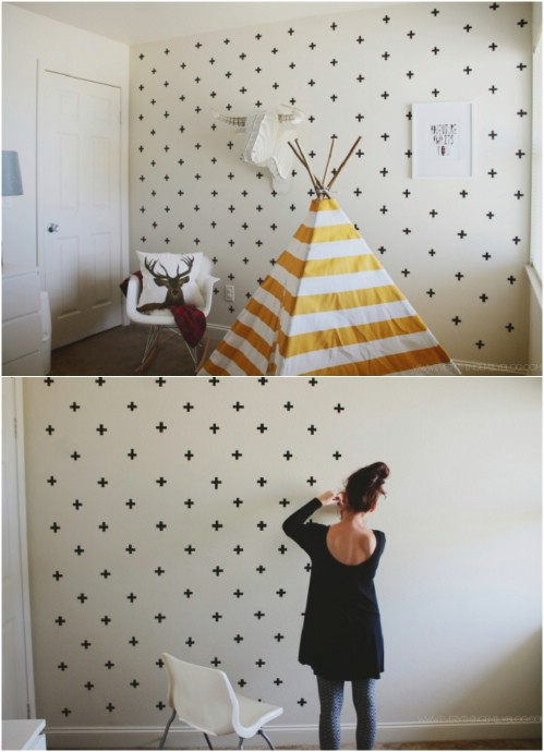 26 Easy And Gorgeous Diy Wall Art Projects That Absolutely