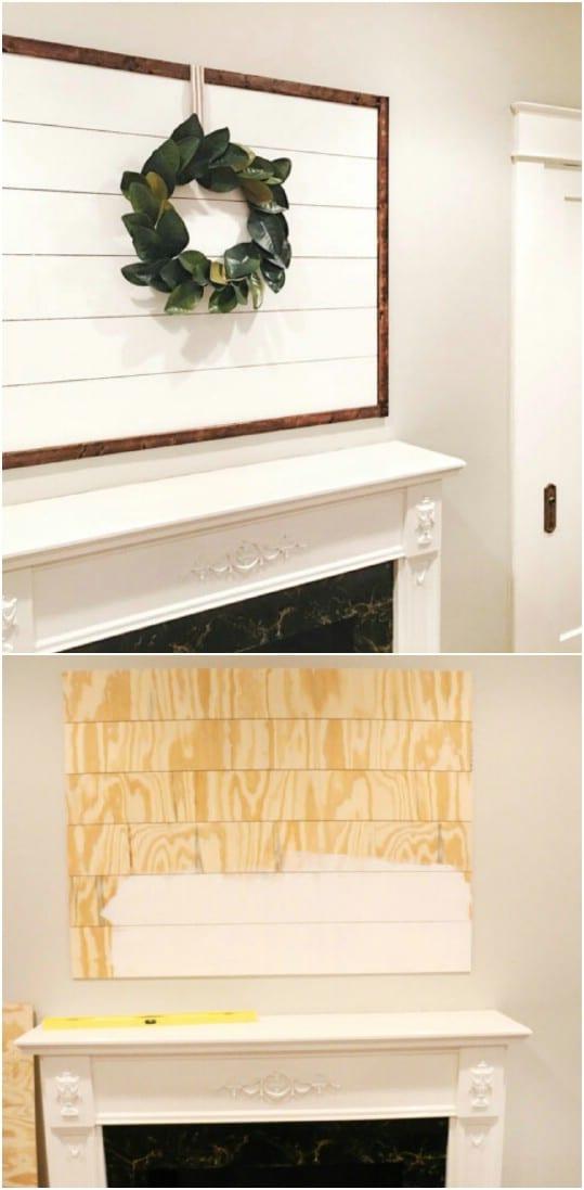 15 Rustic DIY Shiplap Decor And Furniture Ideas Style