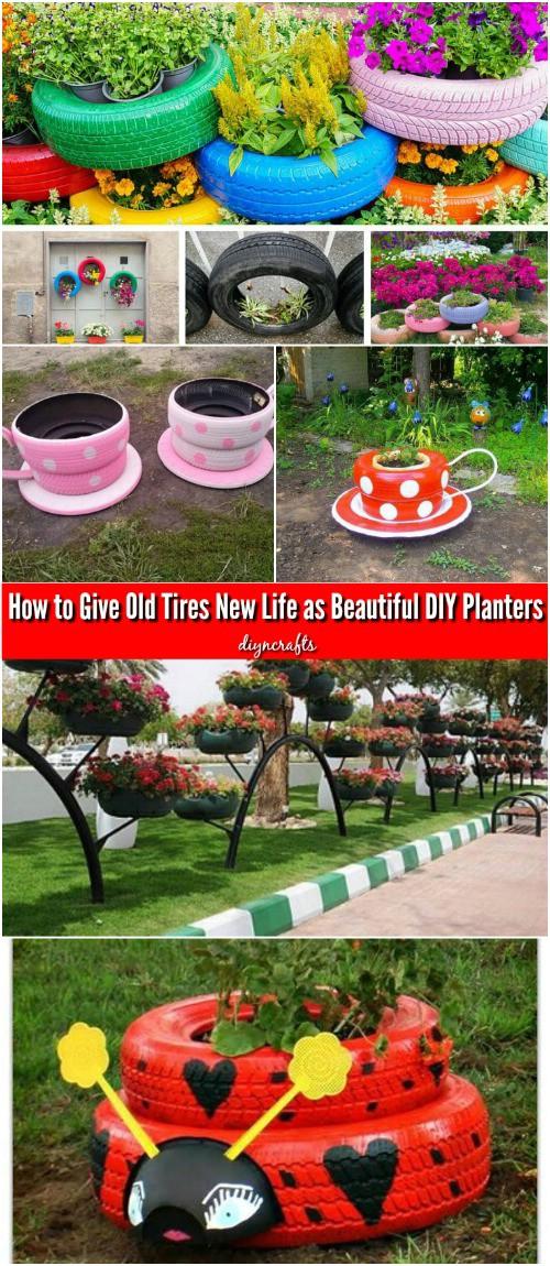 20 Lovely DIY Summer Garden Decorations